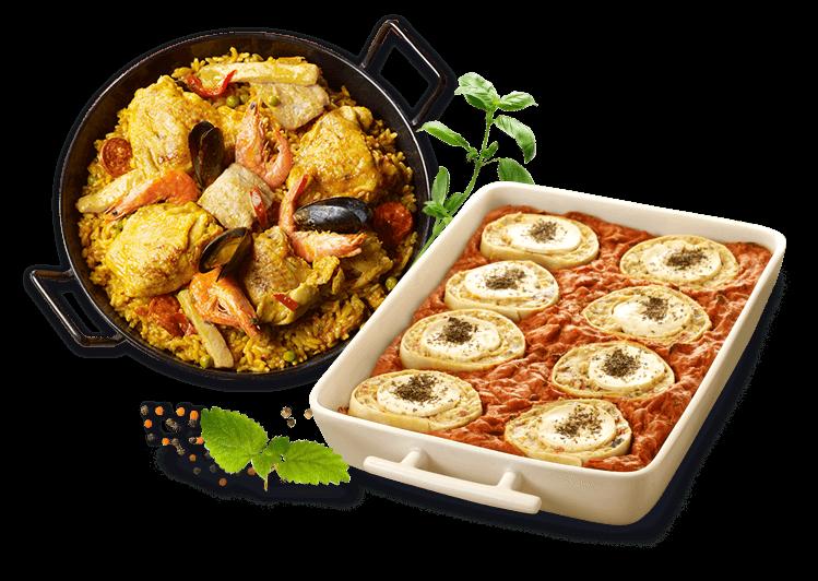Plats Cuisines Comme A La Maison De La Marque Maxime Geraud