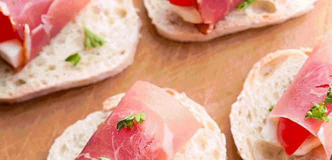 Jambons secs